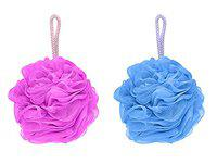 Glan Bathing Loofah For Body Cleaning Bathing Accessories For Men And Women, Pack of 1