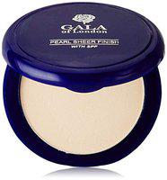 Gala of London Pearl Compact with Mirror, Natural Glow, 12g