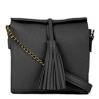 Kielz Women's Sling Bag Black HB19-811-Black