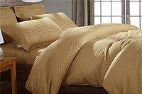 Fresh From Loom Velvet 500 TC Bedding Set (Brown_King)