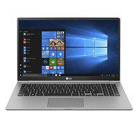LG Gram Laptop - 15.6 Full HD Touchscreen, Intel 8th Gen Core i7, 16GB RAM, 256GB, 18.5 HRs Battery, USB Type-C, - 15Z990-A.AAS7U1 (2019), Dark Silver