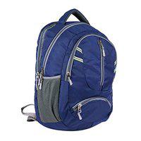 WINDY Boy's and Girl's Polyester School/Collage Bag, Royal Blue