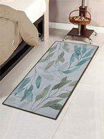 Rugsmith Multi Color Qualty Floral Pattern Polyamide Nylon Meadow Rug Runner