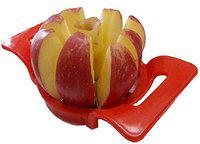 Xudo Plastic Fruit Slicer, Red