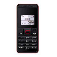 IKALL K70 Single Sim Feature Phone (Red, 1.44inch/3.6 cm)