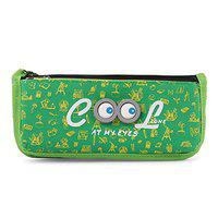INSTABUYZ Pencil Pouch for School Collage Students Pen Pencil Case Stationery Organizer