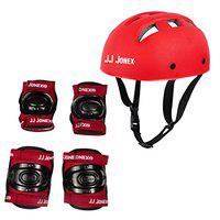 Jonex Skating Players Protection Guards (3 in 1) for Cycling and Skating Kit (Large)