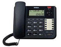 UNIDEN 2 LINE System Phone with INTERCOM/Transfer/Paging & Conference Call Model at8501