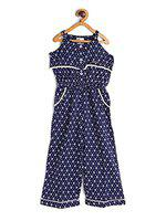 612 League Cotton Dress (ILS19I52013_Navy_3-4yrs)