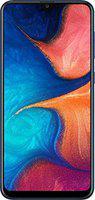 Samsung Galaxy A20 (Blue, 3GB RAM, 32GB Storage) Without Offer