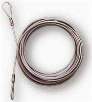 Prozone Plastic Coated Wire for Support of Volleyball Nets, Strong and Sturdy