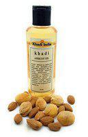 Khadi India Apricot Oil 210 ml