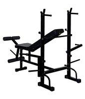 Health Fit India HFI_8in1_DS_Heavy_BNCH 8 in 1 (with 230 kg. Holding Capacity)