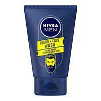 NIVEA Men Beard And Face Wash, 100ml