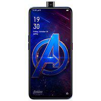 OPPO F11 Pro Avengers Limited Edition (Space Blue, 6GB RAM, 128GB Storage)