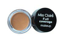 Miss Claire Full Coverage Makeup + Concealer #14, Brown, 6 g