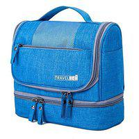 TradeVast Polyester Toiletry Bag (Multicolored_T_Toiletry_Bag)
