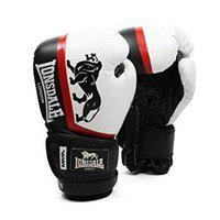 Lonsdale MMA Pro Training Boxing Glove for Heavy Punch Bag Mitt Work Sparing (10/12/14/16 oz) (12oz for (5.5 Ft.))