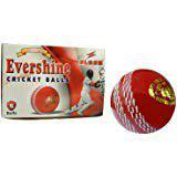 Flash Synthetic Training Flat Cricket Ball, Cricket MIDDLING Ball, Reverse Swing Ball (Pack of 6)