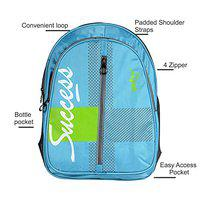 Unity Bags Nylon Polyester Fabric 35 L Multi Pocket Waterproof Casual School Shoulder Backpack for Girls and Boys
