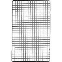 Grizzly Rectangle Nonstick Wire Cooling Rack Baking Tools (Black)