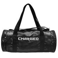 CHARGED Artize Sports Duffel Bag (Black)