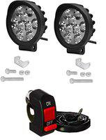 TYPHON Petrox Fog Light for All Cars and Bikes