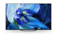Sony Bravia 164 cm (65 inches) 4K Ultra HD Certified Android Smart OLED TV KD-65A8G (Black) (2019 Model)