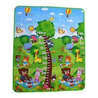 Baby Bucket Waterproof Double Sided Baby Crawling Mat | Baby Play Crawl Floor Mat | for Kids Picnic Play School Home for babies - [Print May Vary] - [Size - 150 * 180cm / 10mm Thickness] - ALPHABETS-3