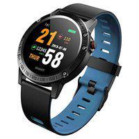 Bingo F6s Smart Fitness Band - Smart Bands for Men and Women with All Activity Tracker & Heart Rate (Blue)
