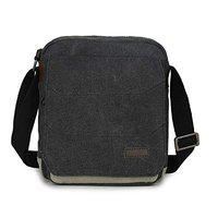 Handcuffs Men's Messenger Bag (Grey)