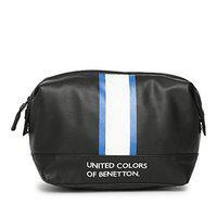 United Colors of Benetton Black Toiletry Bag (0IP6TOBGMP06I)