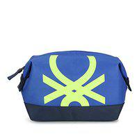 United Colors of Benetton Cobalt/Navy Toiletry Bag (0IP6TOBGMP07I)