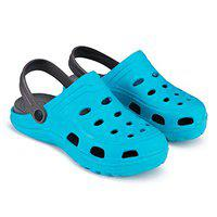 SWIGGY Sports Sandal,Slipper, Floaters, Kolha Puri Chappal, Casual Sandal, Floater Sandal, Clogs,Multicolour Sports Sandals,Light Weight,Party Comfortable for Kids (Blue-3055)