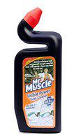 Mr. Muscle Visible Power Toilet Cleaner, 500 ml