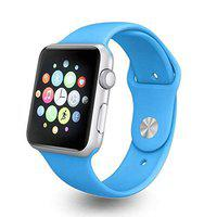 Keeva Blue Bluetooth Smart Watch Compatible with All 3G, 4G Phone with Camera and Sim Card Support A1 for Men boy Kids Girls and Women