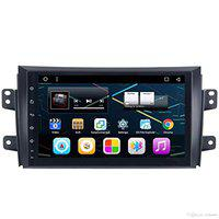 Cave RJ-222_1 SX4 Android 10 inch HD Display/WiFi/Bluetooth Car Stereo (1GB + 16GB) (Double Din)