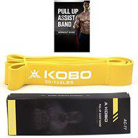 Power Resistance Band with Loop Aerobic Cardio & Exercise (Level 4)