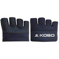 Kobo WTG-47 Weight Lifting Gym Gloves Hand Protector for Fitness Training (Multi Colour)