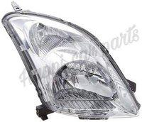LEGENDS HEAD LIGHT LAMP ASSEMBLY SUZUKI SWIFT TYPE1/SWIFT DEZIRE TYPE1 RIGHT HAND SIDE 2005 TO 2010 HAPPI CAR PARTS