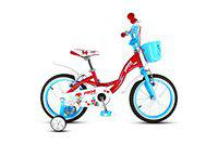 Frog Venus Bike for Kids (16 Inches, Red)