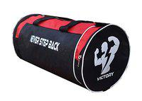 VICTORY Muscular -Z Gym Bag (Red)