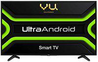 Vu 80 cm (32 inches) HD Ready UltraAndroid LED TV 32GA (Black) (2019 Model)