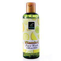 The EnQ Vitamin C Face Wash 100ml Sulphate Free & Paraben Free