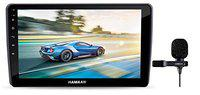 Hamaan Mahindra Marazzo 9 Full HD Double Din Player Android 10 Bluetooth Car Stereo MP5 Multimedia Player with 2GB RAM/ 16GB ROM/Bluetooth/USB/Mirror Link - Supports iOS/Android