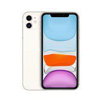 Apple iPhone 11 (128GB) - Purple (Includes EarPods, Power Adapter)