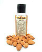 Khadi India Pure Almond Oil 100 ml