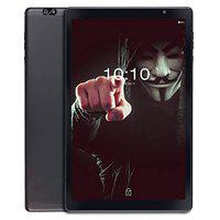iBall iTAB MovieZ Pro Tablet (10.1 inch, 64GB, Wi-Fi + 4G LTE + Voice Calling), Coal Black