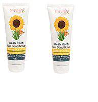 Patanjali Hair Conditioner with Damage Control 100gm- Pack of 2