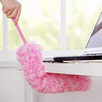 FPR Duster Microfiber Soft Dusting Broom for Dust Cleaning (1Pc, Multi Color)